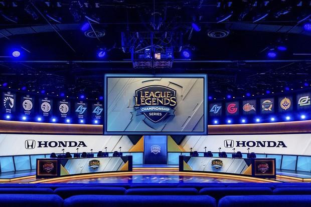 A Honda é a nova patrocinadora de campeonato norte-americano de League of Legends (Foto: Divulgação)