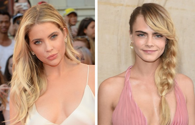 CARA DELEVINGNE E ASHLEY BENSON (Foto: Getty Images)