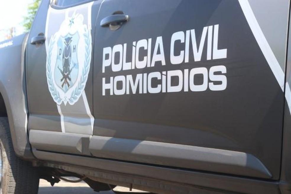 DHPP vai investigar o caso  — Foto: G1 Piauí