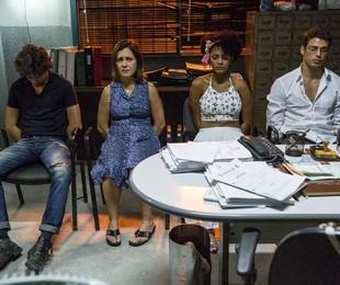 Cena de 'Justiça' | Ellen Soares/Gshow