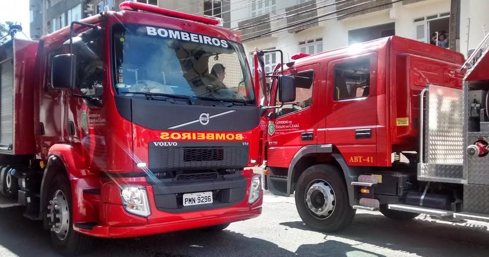 Resultado de imagem para bombeiros ceará