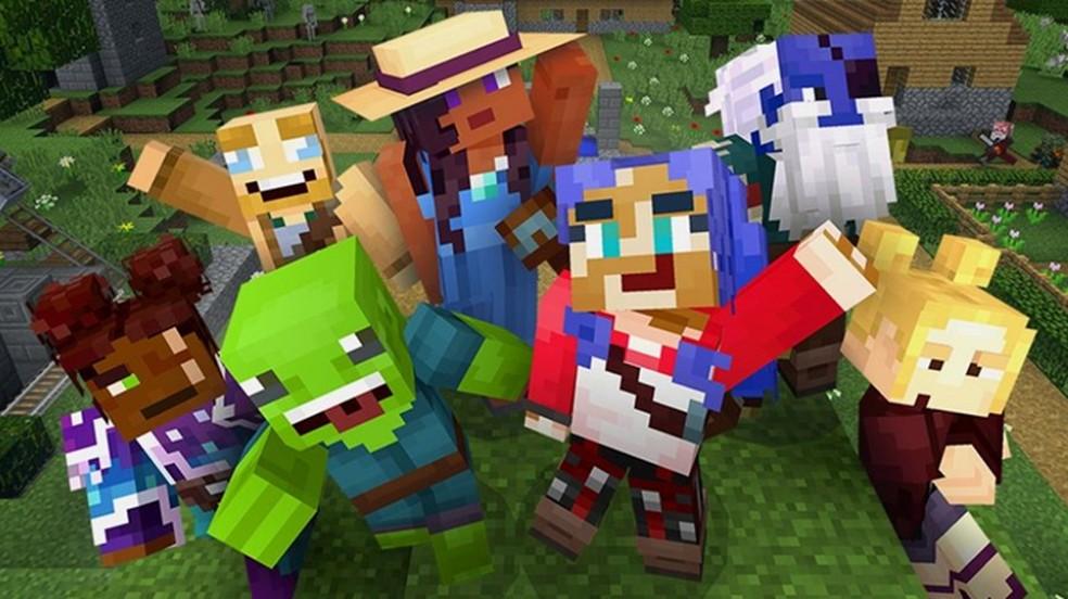 Minecraft terá novas criaturas, 'modo Diablo' e criação de personagens |  Jogos | TechTudo