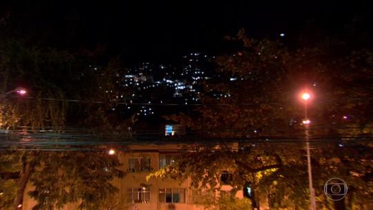 Bala perdida atinge moradora de um prédio em Botafogo, na Zona Sul do Rio