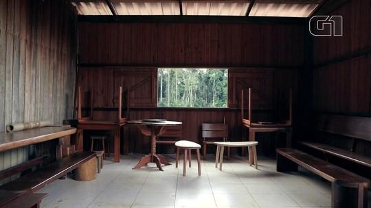 Movelaria, produção de mudas: os bons exemplos de interação com a Amazônia