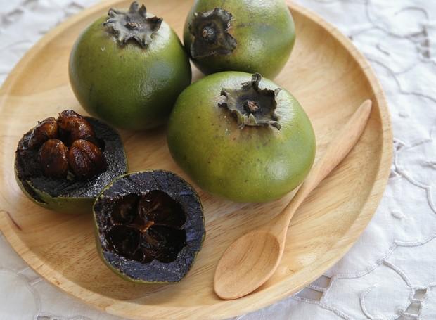 Frutas: Sapote Preto (Foto: Thinkstock)