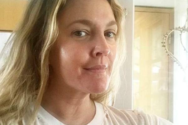 Drew Barrymore (Foto: Reprodução / Instagram)