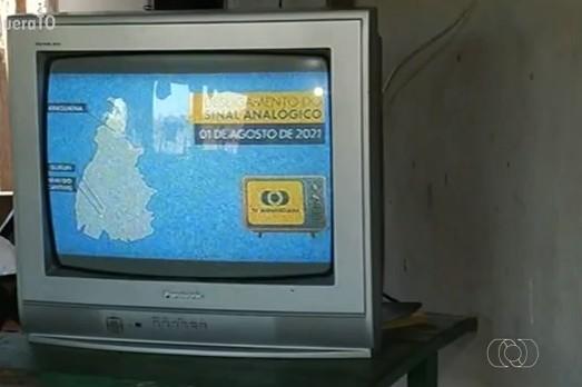 Araguaína, Gurupi e Cariri do Tocantins passam a ter sinal digital neste domingo (1º)