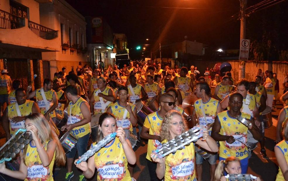 Capivari é uma das cidades que voltou a ter carnaval este ano (Foto: Imprensa/Capivari)