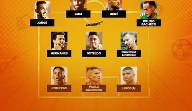 Santos é maior destaque da seleção da rodada #4 (Cartola)