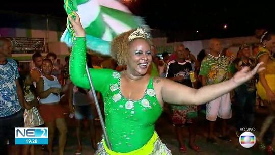 Pela 11ª vez consecutiva, Escola Gigante do Samba vence Concurso de Agremiações do Recife