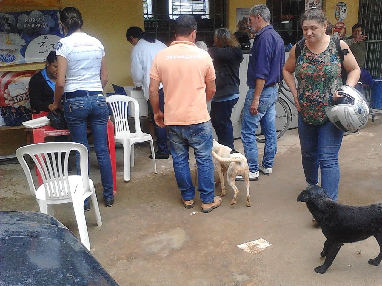 Vacinação antirrábica na zona rural de Divinópolis bate a meta - Notícias - Plantão Diário