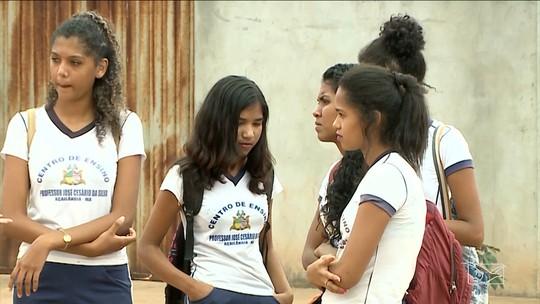 Alunos reclamam de falta de aula por falta de professores no Maranhão