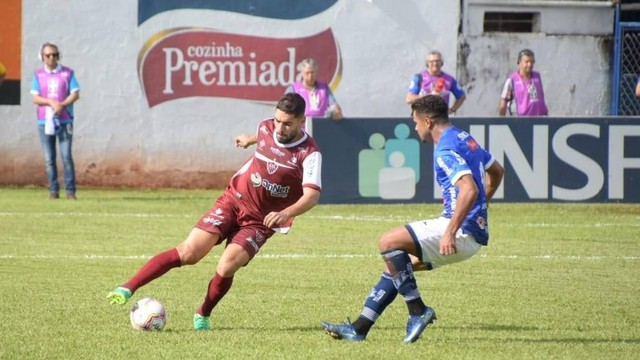 URT x Patrocinense; Campeonato Mineiro; Zama Maciel