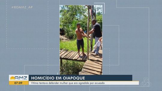 Pescador é assassinado ao tentar salvar mulher vítima de agressão em Oiapoque, no AP