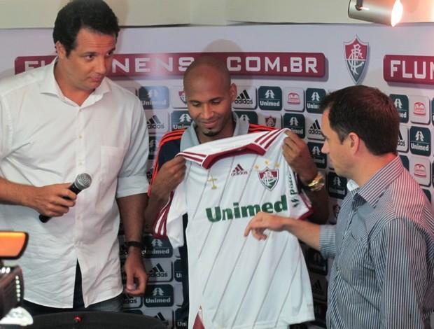 Wellington Silva deixa o Flamengo no passado e garante: Hoje sou tricolor