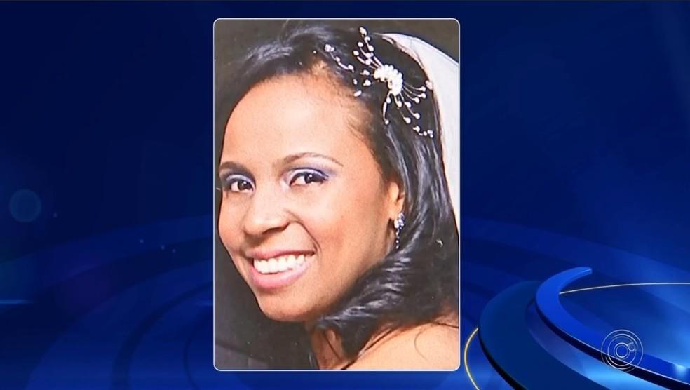 Juliana foi encontrada morta dentro do apartamento dele, em Rio Preto — Foto: TV TEM/Reprodução
