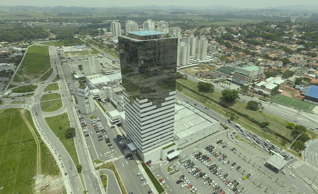 Conheça a primeira torre corporativa triple A do Vale