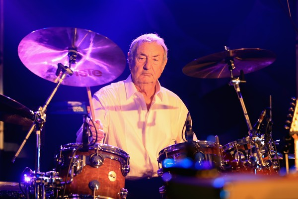 O baterista do Pink Floyd, Nick Mason (Foto: Getty Images)