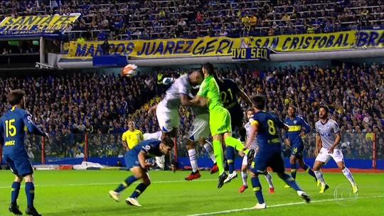 Boca x River: goleiro que se chocou com Dedé volta a ser relacionado e pode reforçar xeneizes na final