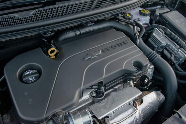 Motor 1.4 turbo é o mesmo. Não houve alterações mecânicas (Foto:   Divulgação/GM)