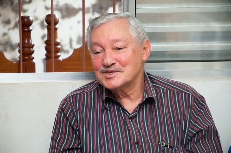 Ex-presidente do TJ-AC, desembargador Ciro Facundo morre aos 83 anos