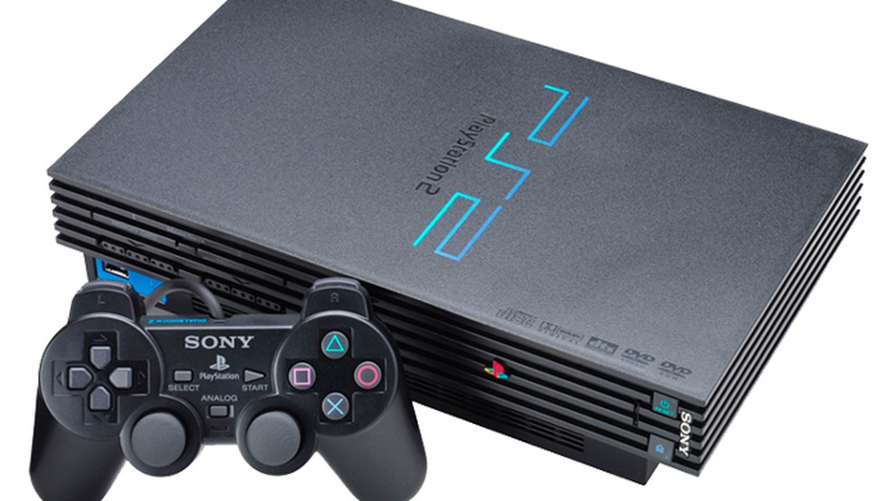 O PlayStation 2 foi um dos consoles mais populares de todos os tempos e celebra seu 20º aniversário — Foto: Reprodução/PlayStation
