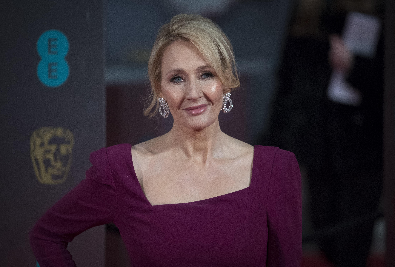 J.K. Rowling, autora da saga do Harry Potter, vem enfrentando críticas em seu Twitter (Foto: Getty Images)