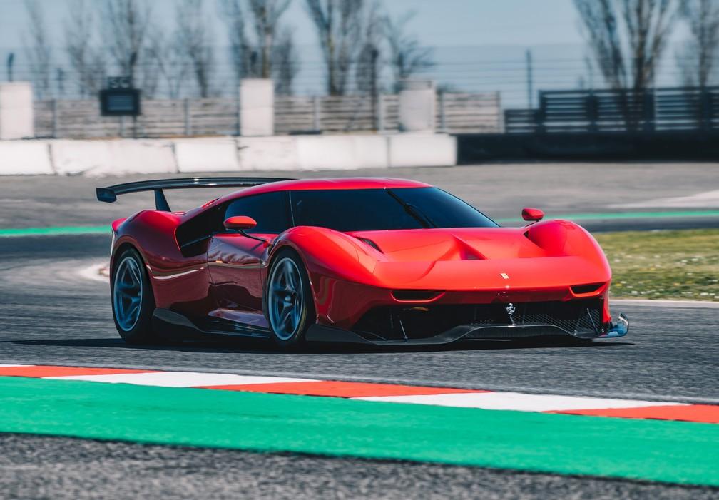 Ferrari P80/C — Foto: Divulgação