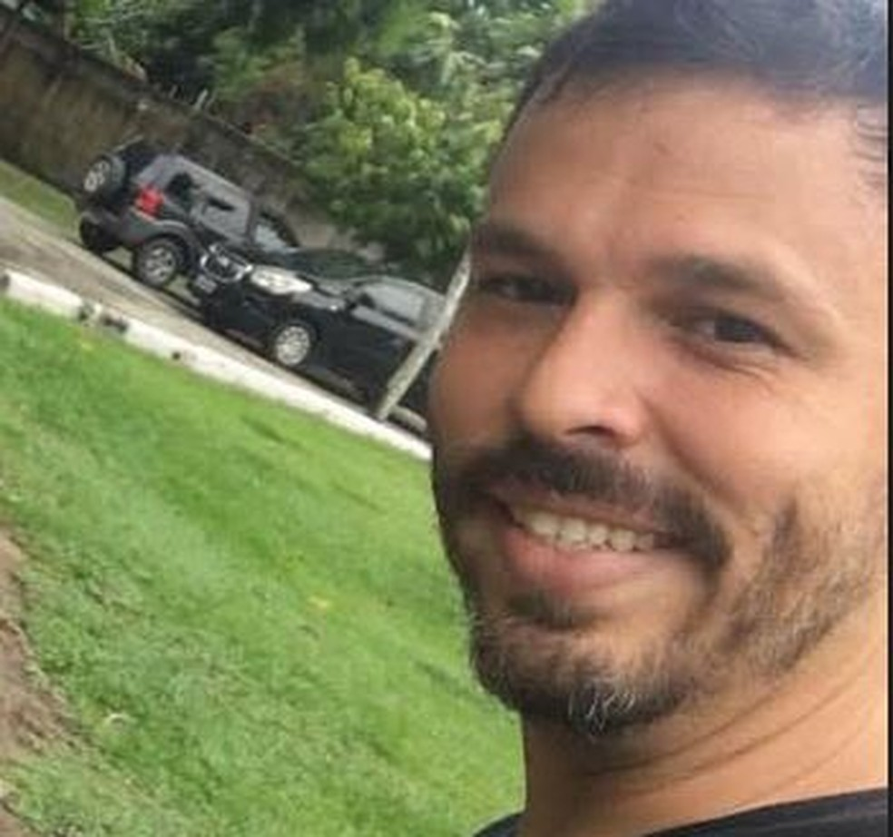 Wilson de Lima Justo Filho foi morto em casa de show — Foto: Arquivo Pessoal