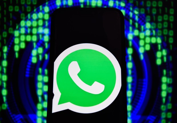 WhatsApp: truque permite usar conta em dois smartphones diferentes (Foto: Omar Marques/SOPA Images/LightRocket via Getty Images)