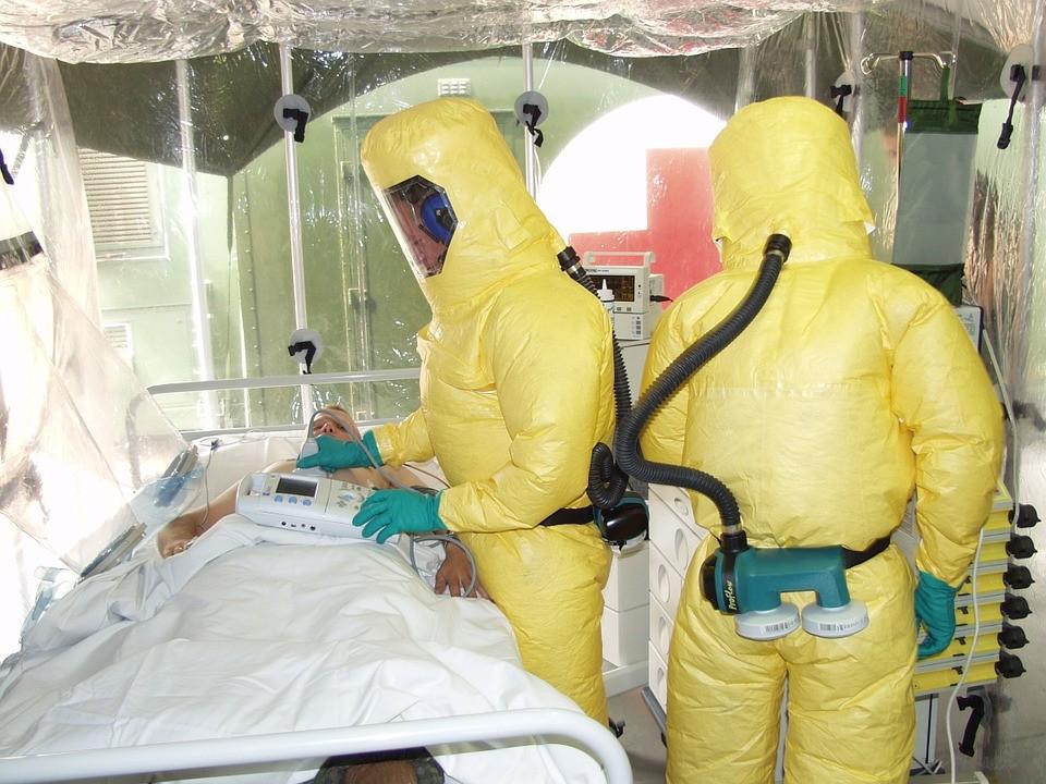 Por que não é suficiente declarar o ebola emergência de saúde pública