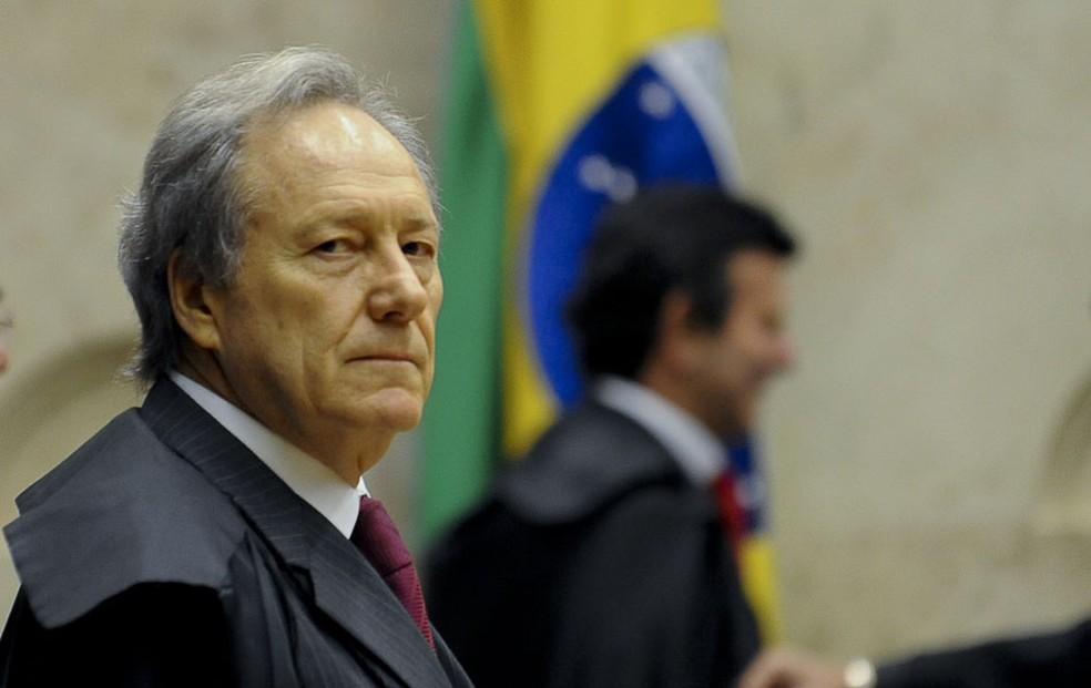 O ministro do Supremo Tribunal Federal Ricardo Lewandowski (Foto: Fabio Rodrigues Pozzebom/ABr)