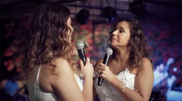 Malu Verçosa e Daniela Mercury  (Foto: Reprodução/Instagram)