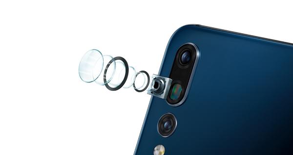 P20 pro consegue fazer vídeos em slow motion com até 960 qps (Foto: Divulgação/Huawei)