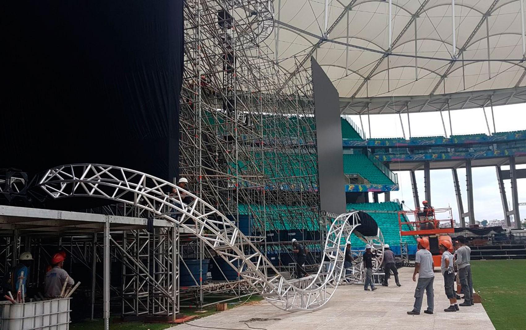 Festival de Verão 2017 terá palco com quase 1000 m² de LEDs; confira tudo sobre a festa