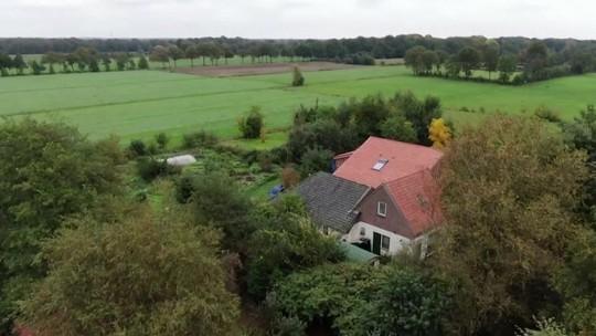 Mistério na Holanda: família passou cerca de uma década trancada em fazenda