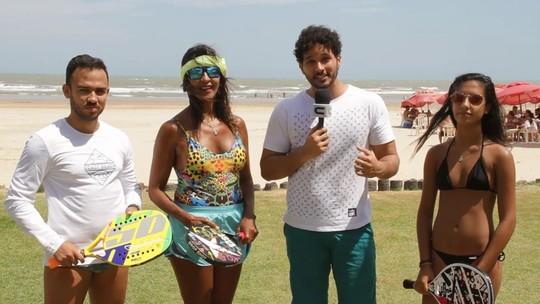 Conheça mais sobre o Beach Tennis