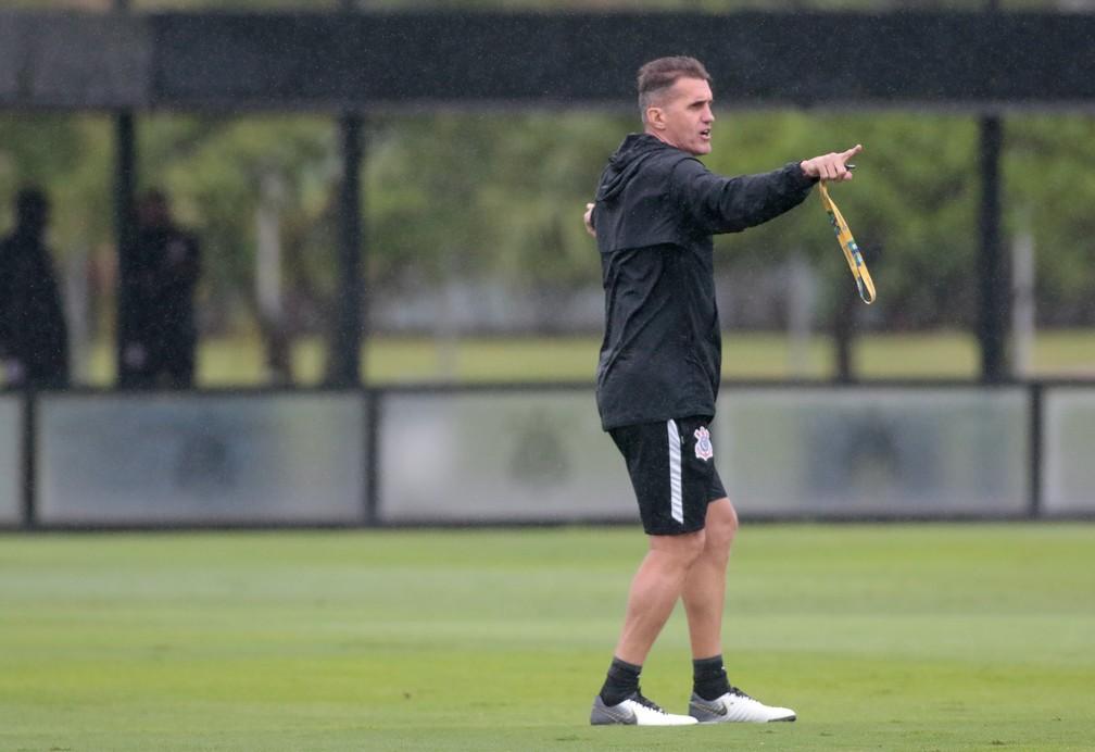 Corinthians trabalha visando duelo com o Inter e Mancini define time; veja provável escalação