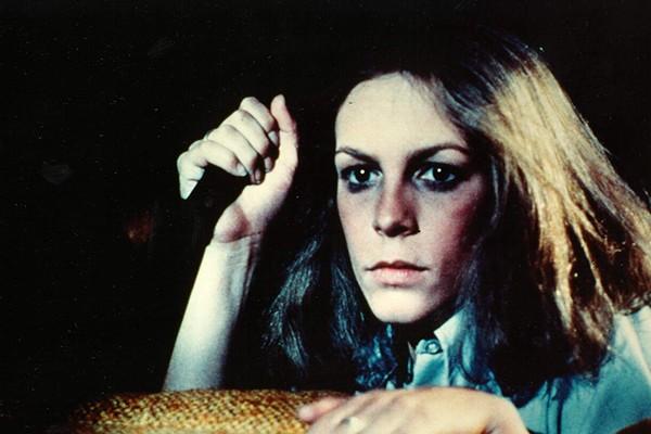 Jamie Lee Curtis em Halloween: A Noite do Terror (1978) (Foto: Divulgação)