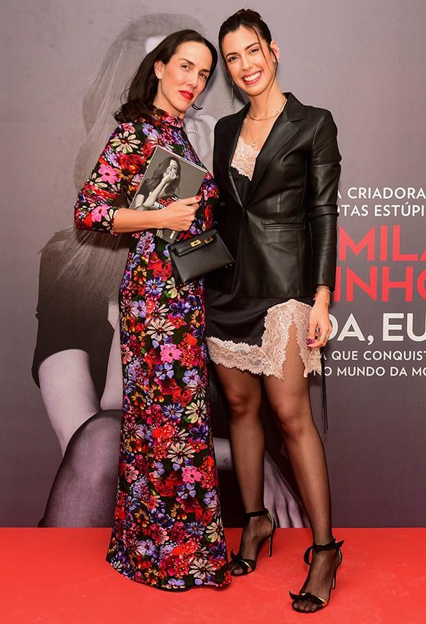 Ana Isabel Carvalho Pinto e Camila Coutinho (Foto: Lu Prezia/ Divulgação)