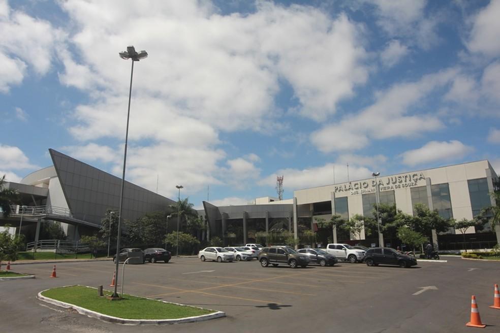 Portaria determinando recesso forense do Judiciário foi publicada pelo Tribunal de Justiça de Mato Grosso (TJMT) — Foto: TJMT/Divulgação