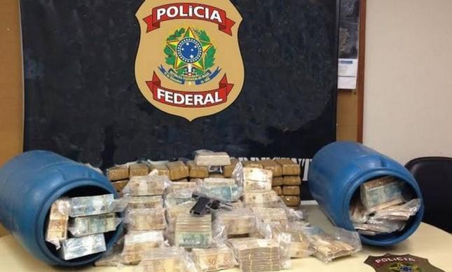 Polícia apreendeu ainda 51 quilos de cocaína