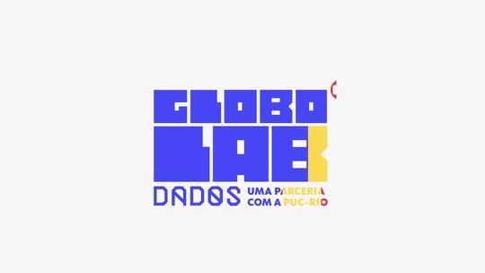 Globo Lab Dados: inscrições prorrogadas até o dia 28 de maio