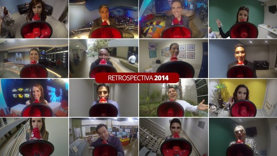 Personalidades falam sobre fatos importantes de 2014