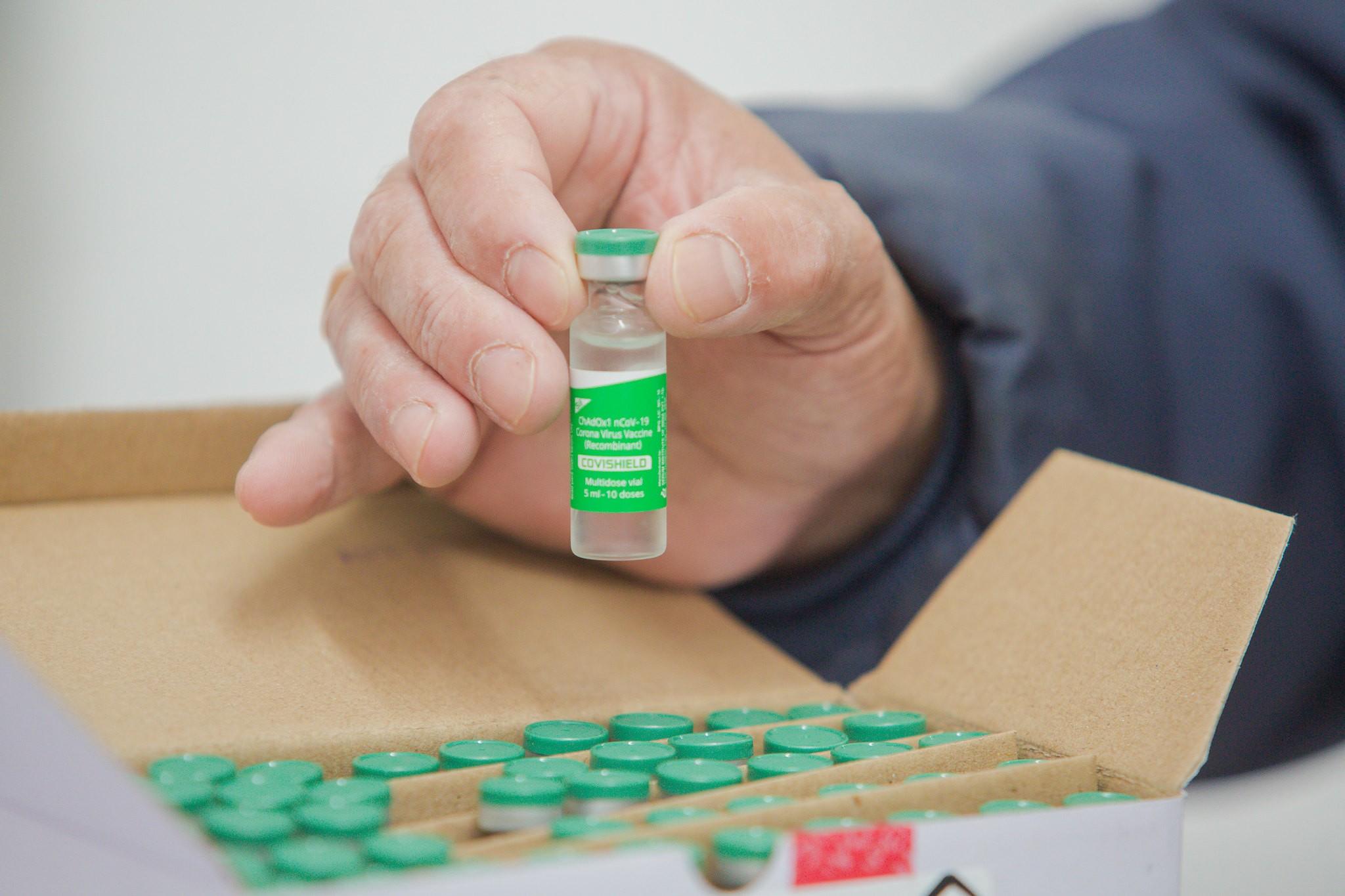 Covid-19: Ponta Grossa abre novo agendamento para segunda dose da Astrazeneca