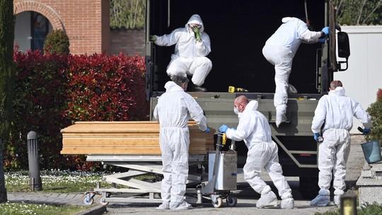 Resultado de imagem para Itália registra 793 mortes por coronavírus