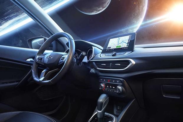Chevrolet Tracker (Foto: Divulgação)