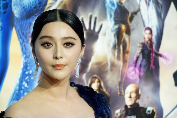 A atriz chinesa Fan Bingbing  (Foto: Getty Images)