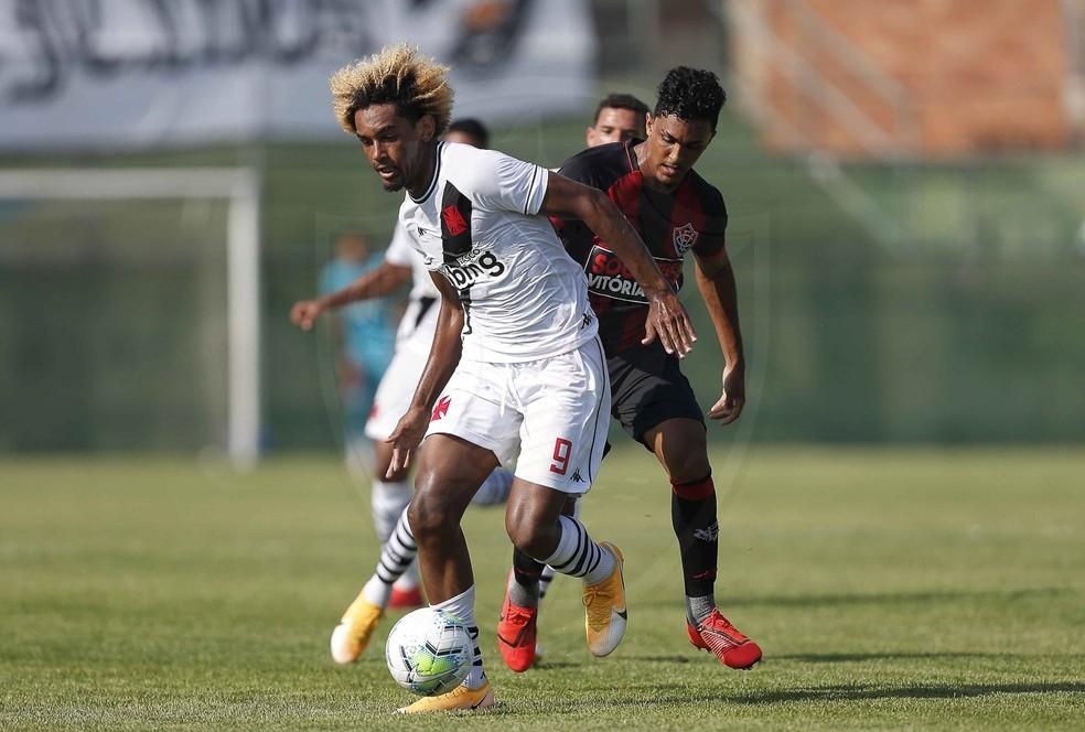 """Sá Pinto citou MT e outros garotos da base: """"Quero vê-los porque são jovens talentosos e com boas referências"""" — Foto: Rafael Ribeiro/Vasco"""