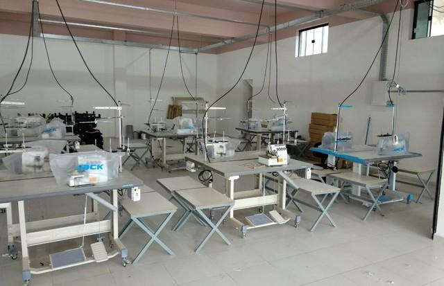 Por dentro da cooperativa de costura Modelando Sonhos (Foto: divulgação)